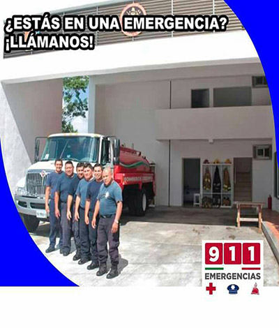 Cozumel Firemen