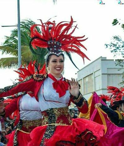 2018 Carnaval Cozumel