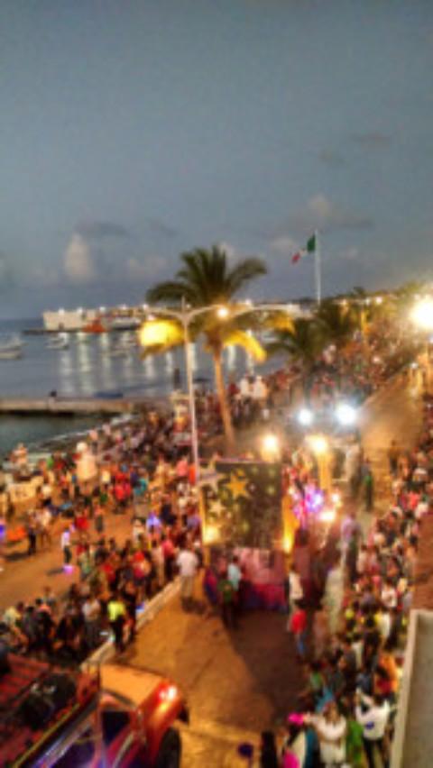 Cozumel Carnival 2018