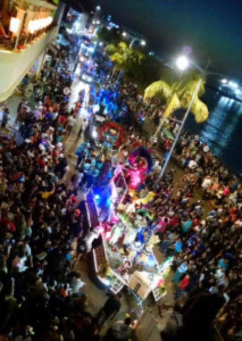 Cozumel Carnaval 2018 Parades