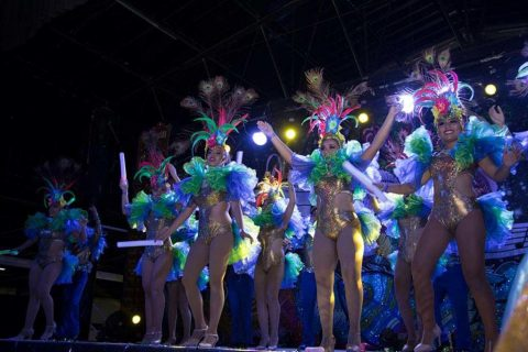 2019 Carnaval Cozumel Ends