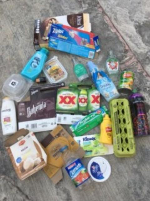Recycling Cozumel