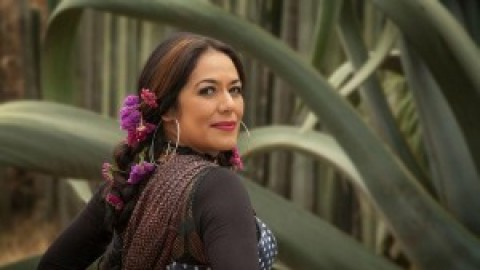Lila Downs Cozumel