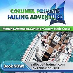 Cozumel Sailing Adventure