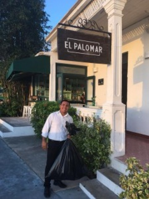 Businesses Recycle Cozumel