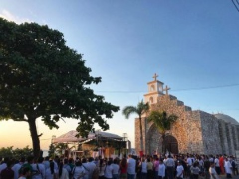 Catholic Mass Cozumel