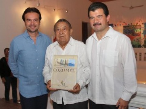 Cozumel History Book