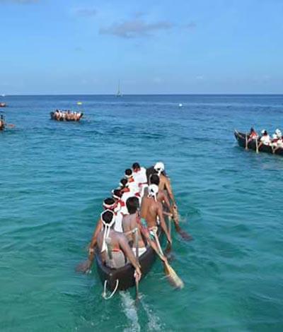 Sacred Mayan Crossing