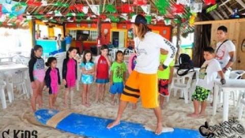 Celebrate International Surf Day Cozumel