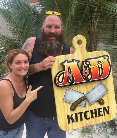 A&D Kitchen Cozumel
