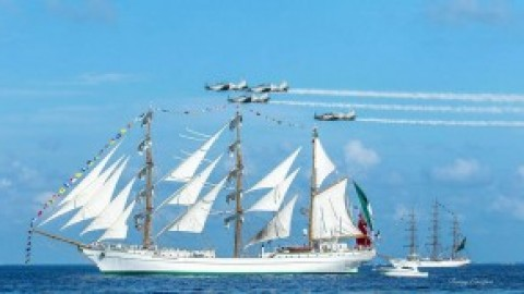 Tall Ships Cozumel