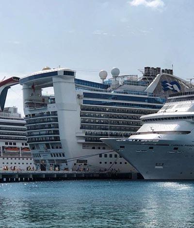 Cruise Ship Arrivals Cozumel