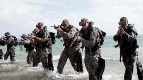 US Military Cozumel
