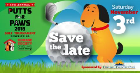 Cozumel Humane Golf Tournament