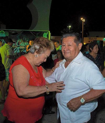 Cozumel Dancing