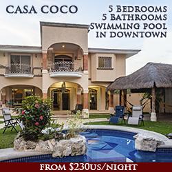 Casa Coco Cozumel