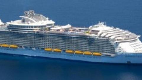 World's Largest Cruise Ship Cozumel