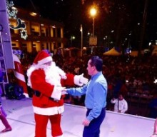 Holiday Tree Lighting Cozumel