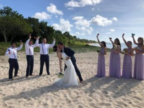 Cozumel Valentine Wedding
