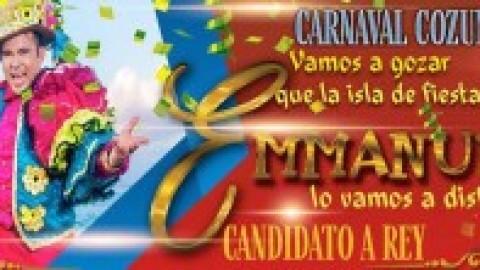 2019 Cozumel Carnaval King
