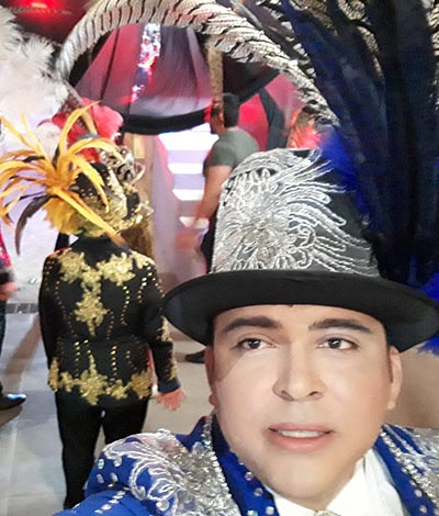 Emmanuel Campos Carnaval King