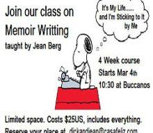 Write your Cozumel Memoir
