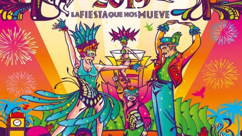 Cozumel Carnaval 2019 Posters Available