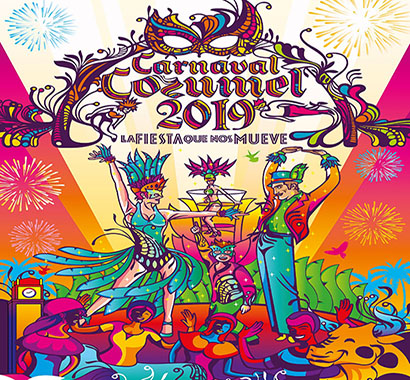 Cozumel Carnaval 2019