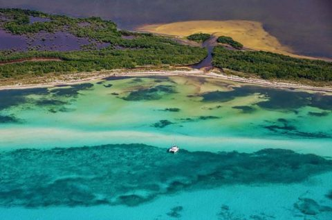 2019 Fly Cozumel/Cozumel 4 You Aerial Photo Winner