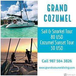 Cozumel Snorkel Catamaran