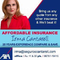 Seguras Canterell Insurance Cozumel