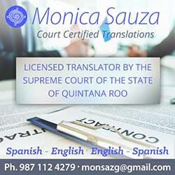 Monica Sauza