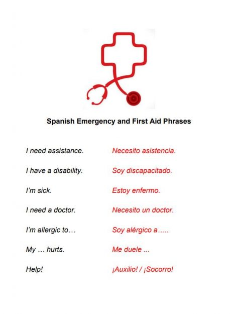 Emergency Services Cozumel