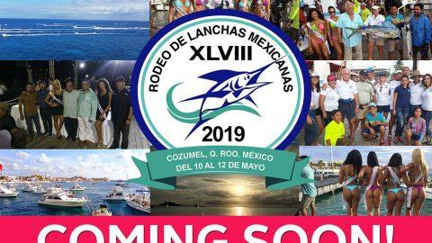 Rodeo De  Lanchas Mexicanas  Cozumel Fishing Tournament
