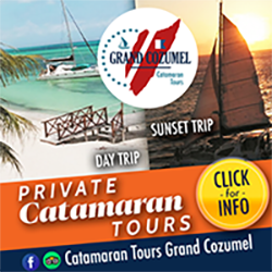 Private Catamaran Cozumel