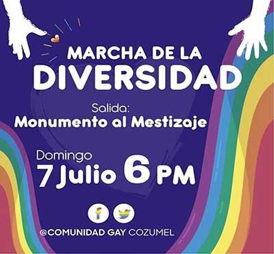 Gay Pride Cozumel