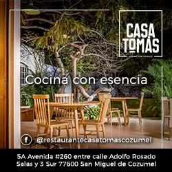 Casa Tomas Cozumel Restaurant