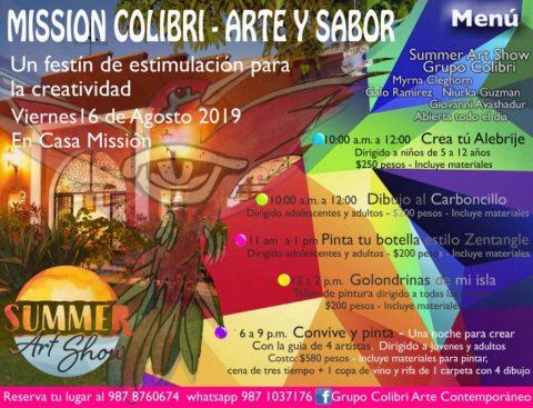Art Casa Mission