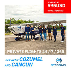 Fly Cozumel Charters
