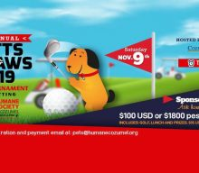 Cozumel Humane Society Golf Tournament