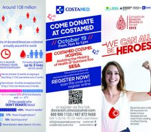 Cozumel Blood Donation