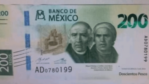 Mexican Money Pesos