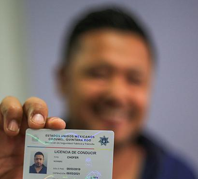 Cozumel Drivers License