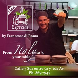New Especias Restaurant Cozumel
