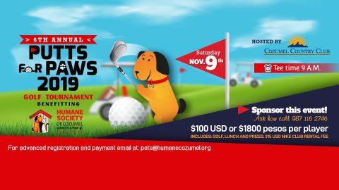 Humane Society Cozumel Fundraiser Events