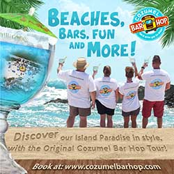 Cozumel Bar Hop Tour