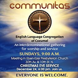 Communitas Cozumel English Speaking Church