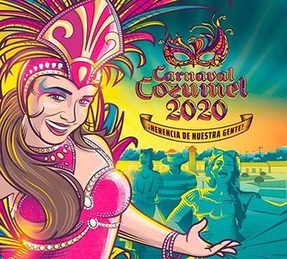 Cozumel 2020 Carnaval