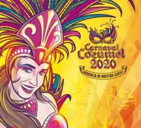 2020 Cozumel Carnaval Ends