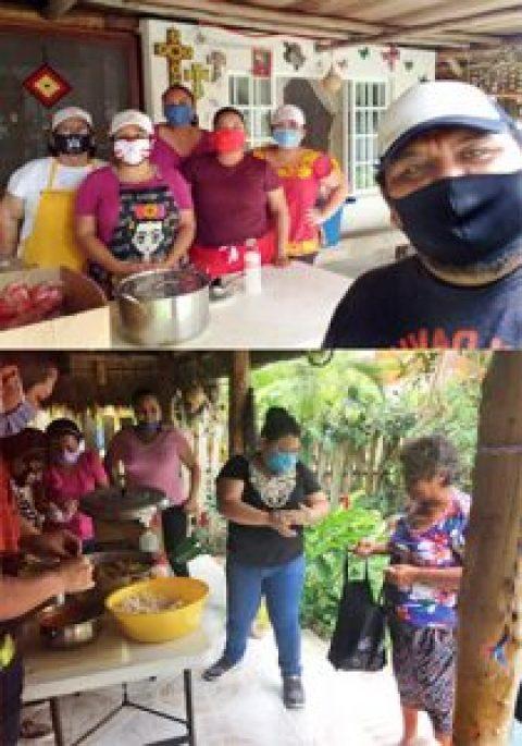Help Cozumel Community Kitchens